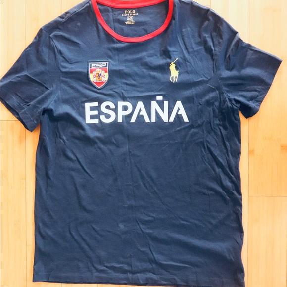6c43ec36e67f Polo Ralph Lauren España Shirt (L)